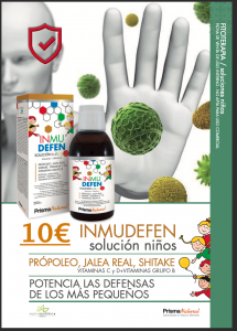 Inmunodefen Niños Jarabe